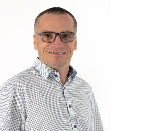 Geschäftsführer OPED Wundversorgung Udo Hakenberg
